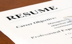 Outline of student resume